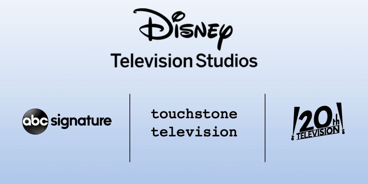 Disney Television Studios rebranding divisions with ABC Signature, Touchstone Television, and 20th Television