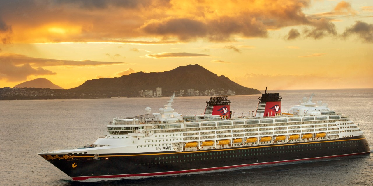 Disney Cruise Line confirms 'early 2022' return to Hawaii, Bahamas, Caribbean, Mexico, and more