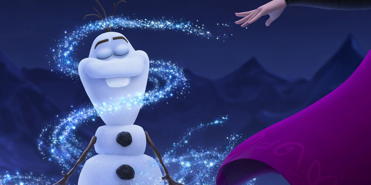 WATCH: First look at new ONCE UPON A SNOWMAN animated short coming soon to #DisneyPlus