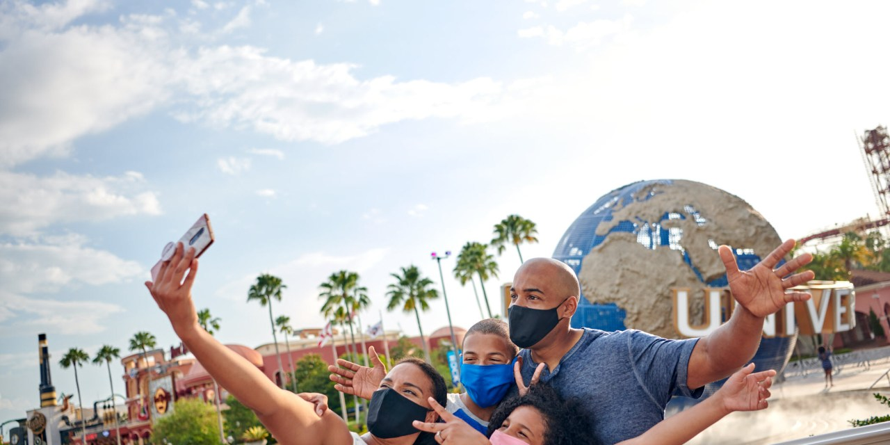 Universal Orlando Resort launches 5-for-2 ticket offer for all US residents