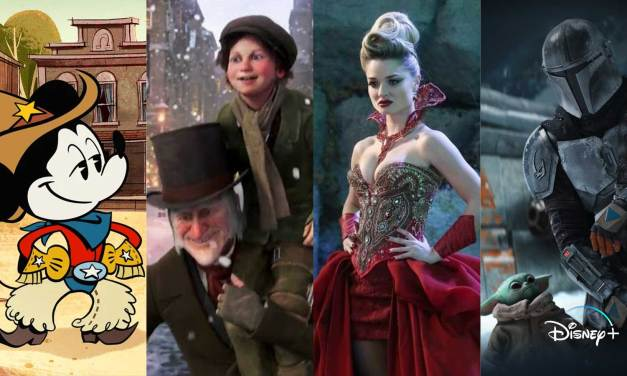 WHAT'S NEW (November 2020) – More movies, series, seasons, and original programming coming to #DisneyPlus
