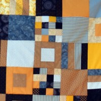 (Not) Purdue Quilt Top Finished!