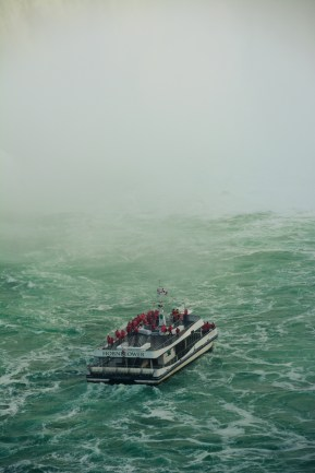 Kanada, Niagara Falls