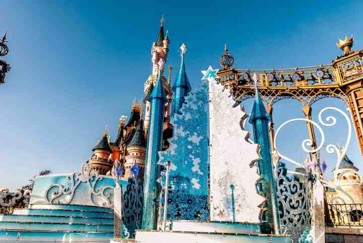 Disneyland Paris - Snow and Ice