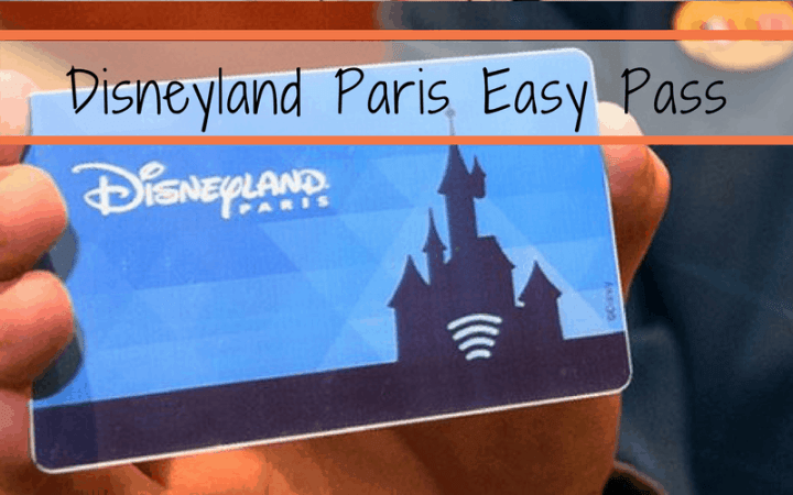 Disneyland Paris Easy Pass. Never bring your wallet into the Parks again. #disneylandparis