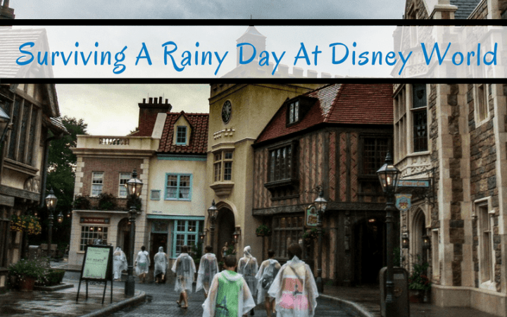These great Tips to Enjoy a Rainy Day at Walt Disney World will make your trip magical. Don't let a little rain ruin all the family vacation fun at Walt Disney World.