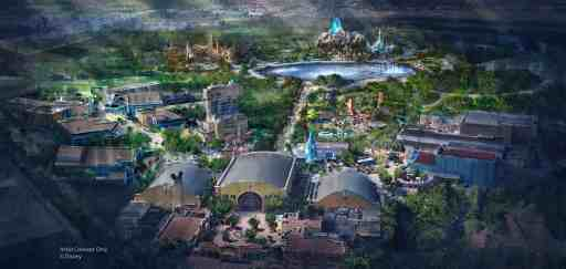 Walt Disney Studios Park Expansion
