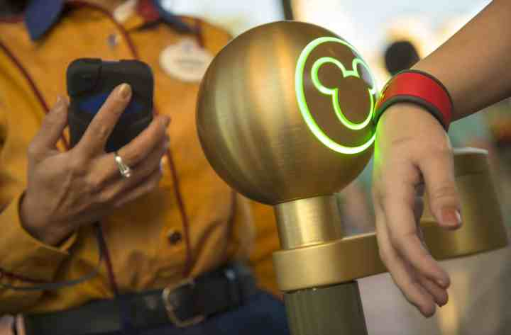 Everything you need to know about MagicBands at Walt Disney World! Tips for getting and using Magic Bands and a peek at the new MagicBand 2.0. Disney World planning tips for your family vacation