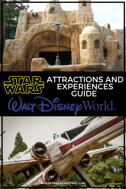 Star Wars Disney World is filled with so many rides, attractions, characters, and fun for any Star Wars fan. We share our ultimate guide to Star Wars fun at Disney World! May the 4th be with you! Happy Star Wars Day! #vacationsideas #starwars #waltdisneyworld #disney #disneyworld #maytheforcebewithyou #maythe4thbewithyou