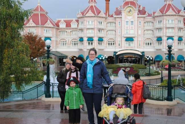 Disneyland Paris First Timers