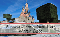 Winter guide to Disneyland Paris Meal Plans. With the changing schedules, shorter days and crowd patterns, is a meal plan really worth all of that money or are you best paying out of pocket for your meals? Check out our meal plan guide, winter edition.