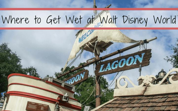 Where to Get Wet at Walt Disney World