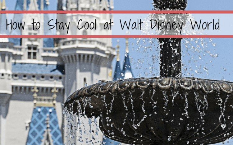 How to Stay Cool at Walt Disney World. Summertime at Walt Disney World is HOT! What can you do to beat the heat and stay cool while on vacation? | Disney Trip Planning Tips #beatheheat#summergames#getoutside#staycool#kidsummer #disneyworld #waltdisneyworld #disney