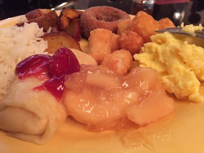 Review of the Tusker House in Animal Kingdom -- the characters, menu, and prices for breakfast, lunch, and dinner.