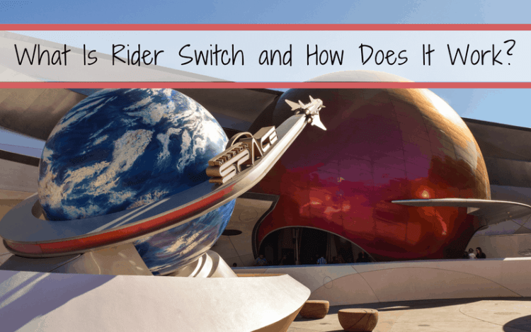 Walt Disney World Attractions Offering Rider Switch
