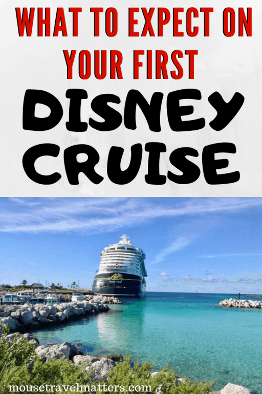 If you are a Disney Cruise line newbie, check out these quick Disney Cruise tips for your first time. Know when to go and what to expect aboard the DCL. #DisneyCruise #DisneyCruiseTips