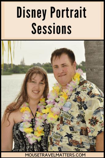 Disney Portrait Sessions