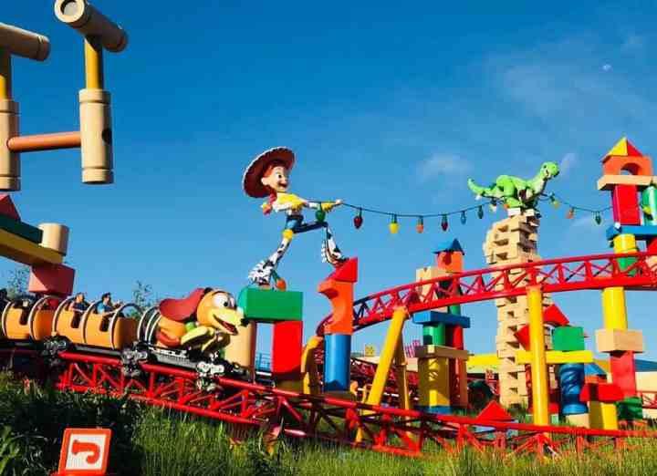 Top Thrill Rides at Disney's Hollywood Studios