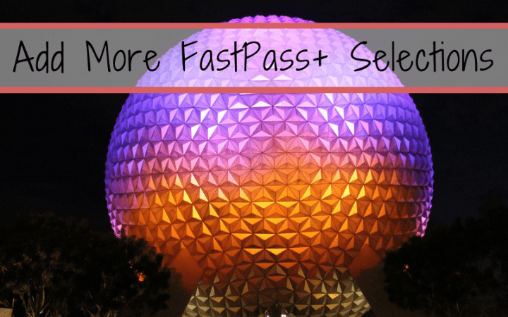 Disney Club Level can get you some awesome perks, like the opportunity to purchase additional FastPass+ reservations | Read this to find out everything you need to know about purchasing additional Fastpass+ selections at Disney World