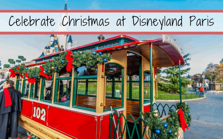 There are so many great places and things to see, do and photograph during the Christmas season at Disneyland Paris, here are some of my favourites