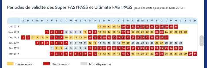 Disneyland Paris introduces new paid Fastpass Options