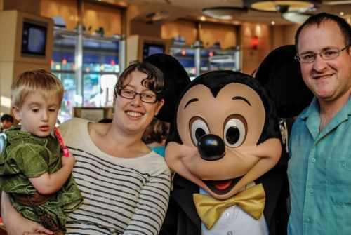 Café Mickey, Disneyland Paris