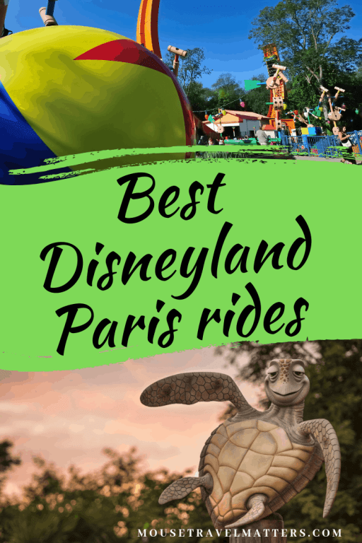 Best Disneyland Paris Attractions & Ride Guide Are you looking for the best rides at Disneyland Paris or maybe the best attractions at Disneyland Paris? We have you covered! We put together a guide of our favorite Disneyland Paris rides, our favorite Disneyland Paris shows, and more. Come check it out and make sure you save this Disneyland Paris guide to your Disney board so you can find it later. #disneyland #disneylandparis #disneyguide