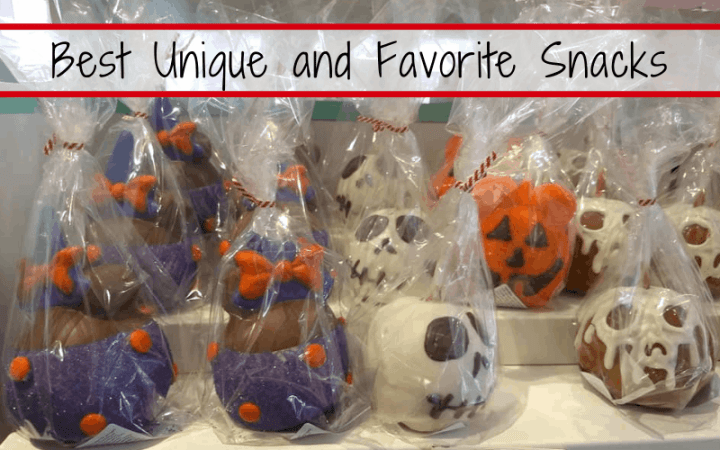 Walt Disney World snacks I love (and you should too)