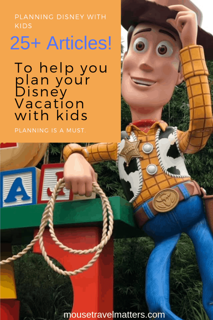 How to Visit Walt Disney World With Kids! Over 25 articles narrow down to pin point specific questions and help you plan your magical vacation