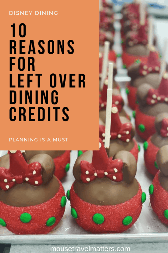 10 Reasons For Left Over Dining Credits - You could always Buy Pre-packaged Snacks With Leftover Snack Credits, Disney Dining Plan, Snacks
