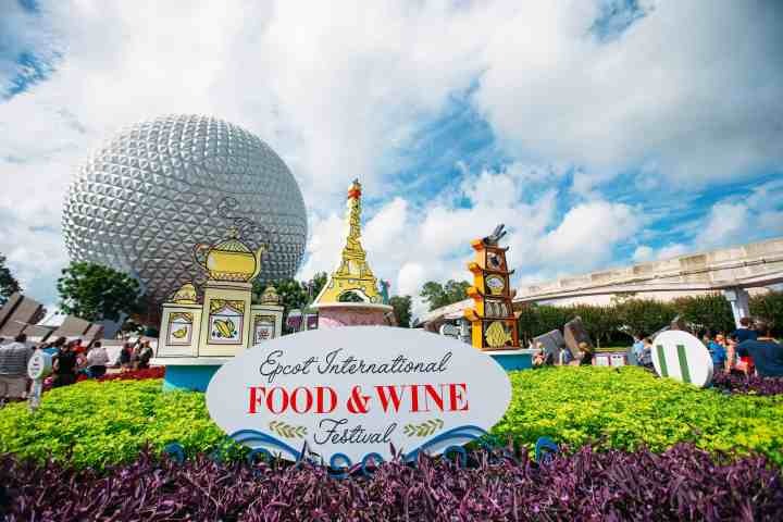 The 87 day festival is a culinary mashup of global cultures and gourmet innovation, bringing bites, sips, entertainment and family fun to Epcot in Lake Buena Vista, Fla., Aug. 29 – Nov. 23