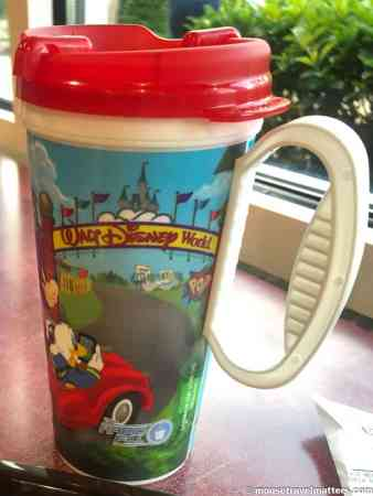 Disney Refillable Mug