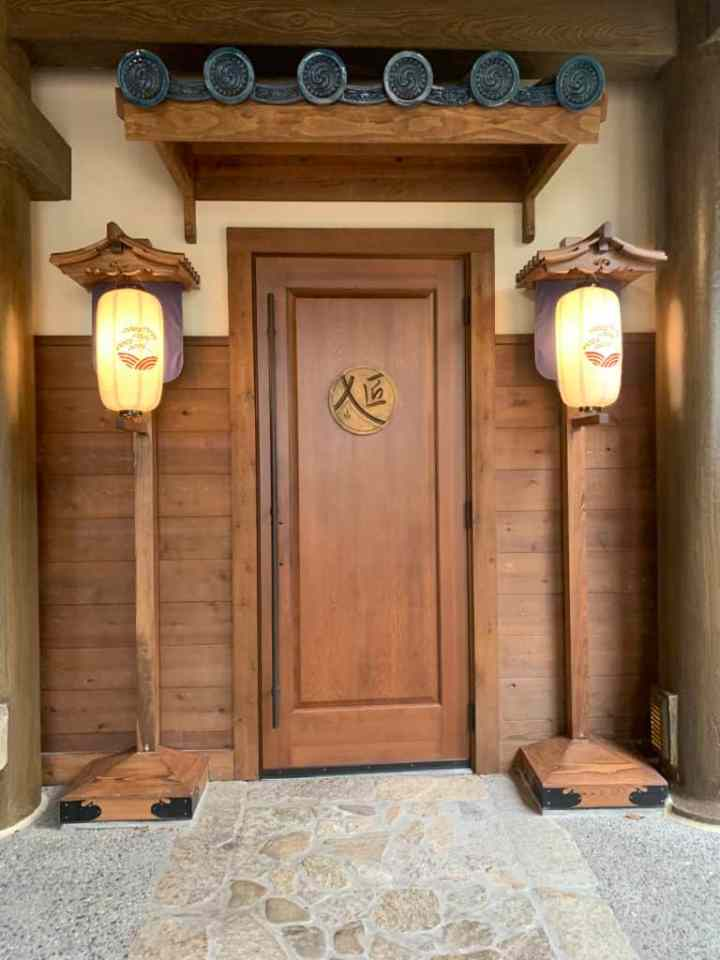 Takumi-Tei is a new signature dining establishment at Epcot. It is located in the World Showcase of Japan. Take a look at their menu and multiple items offered. Tasting Menu is included in review. #wdwspin #epcot #disneydining #disneyvacation