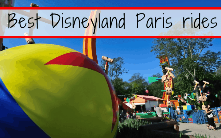 Best Disneyland Paris Attractions & Ride Guide