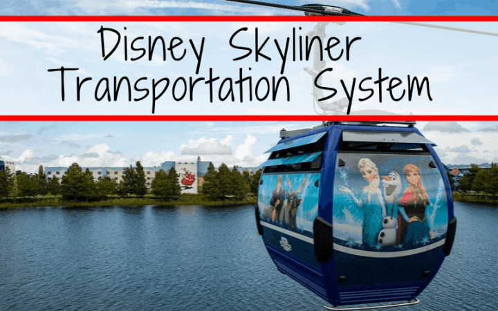 Disney's Skyliner Gondola is set to open on September 29th at Walt Disney World. This unique transportation system will be connecting the Parks & Resorts in an all-new way.