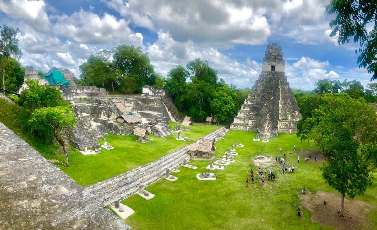 Tikal Guatemala Como llegar ? Toda la información