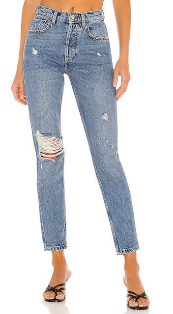 Tendencias En Jeans 2021 Pantalones De Moda Mousse Glow