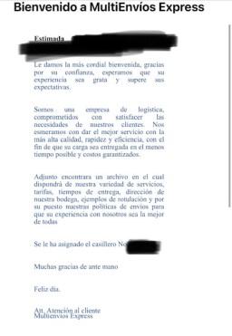 COMO USAR CASILLEROS DESDE HONDURAS