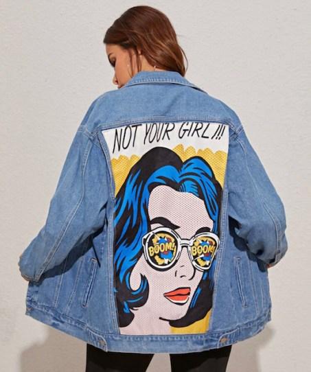 looks con chaqueta de jean mujer chamarras jeans de mujer chaqueta de jean mujer combinaciones chamarra jeans hombre chamarra de mezclilla mujer imagenes de chamarras de mezclilla para mujer chaqueta de mezclilla como combinar una chamarra de mezclilla mujer