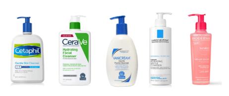 Opciones de limpiadores faciales económicos | HN