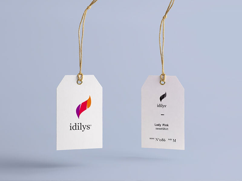 Marketing Branding et logo Idilys