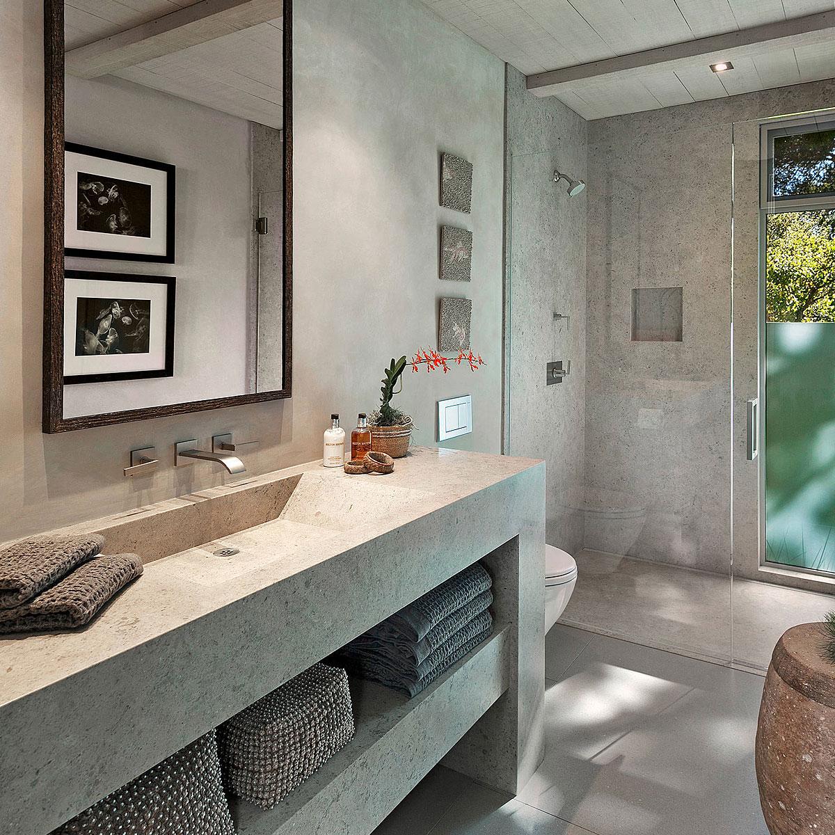 construire son meuble de salle de bains
