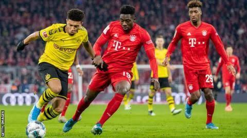[BREAKING] Bundesliga to resume behind closed door mid-May ( Fixtures)