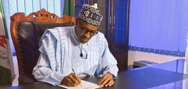 BREAKING: Buhari Signs Financial Autonomy Order