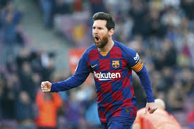 Why I decided to remain with Barcelona – Lionel Messi