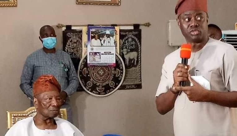 ENDSARS: Soun pledges donation to Jimoh Isiaka family, others