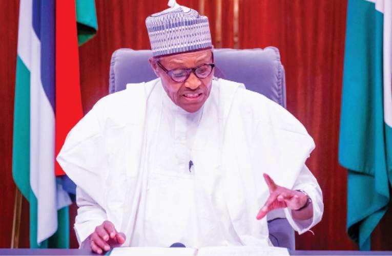 Buhari finally speaks on Lekki shootings