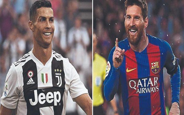 Ronaldo breaks Messi UCL record