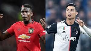 Juventus may swap Ronaldo for Pogba