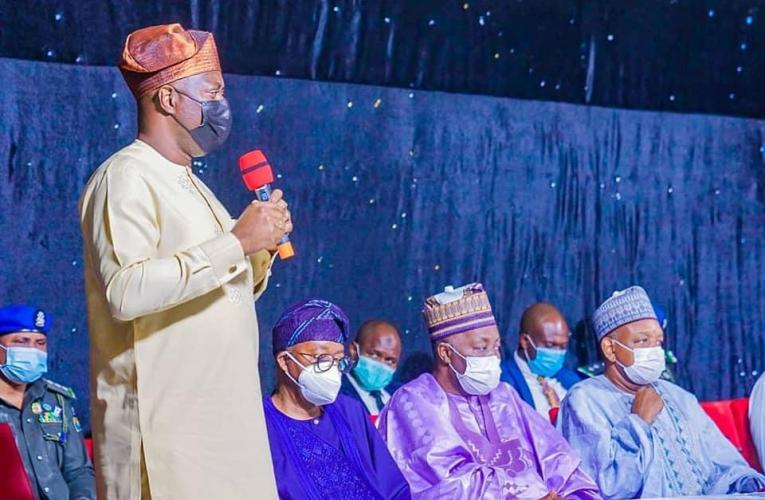 We can't solve insecurity challenges with criminality, Makinde declares